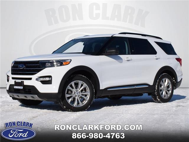 2021 Ford Explorer XLT (Stk: 15888) in Wyoming - Image 1 of 27