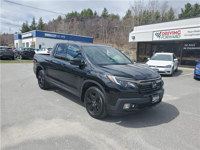 2019 Honda Ridgeline Black Edition (Stk: DF1962) in Sudbury - Image 1 of 21