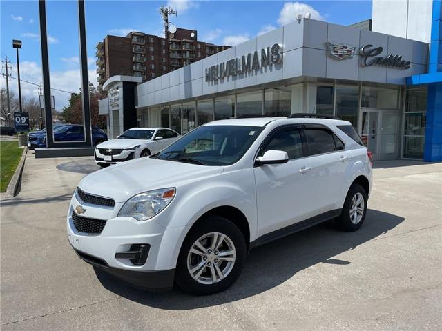 2015 Chevrolet Equinox 1LT (Stk: 21030AA) in Chatham - Image 1 of 16