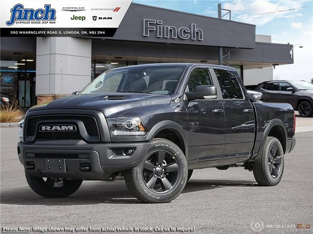 2021 RAM 1500 Classic SLT (Stk: ) in London - Image 1 of 24
