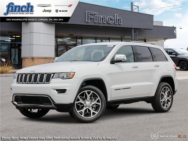 2021 Jeep Grand Cherokee Limited (Stk: 101554) in London - Image 1 of 21