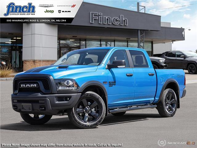 2021 RAM 1500 Classic SLT (Stk: ) in London - Image 1 of 23