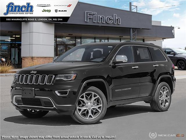 2021 Jeep Grand Cherokee Limited (Stk: ) in London - Image 1 of 24