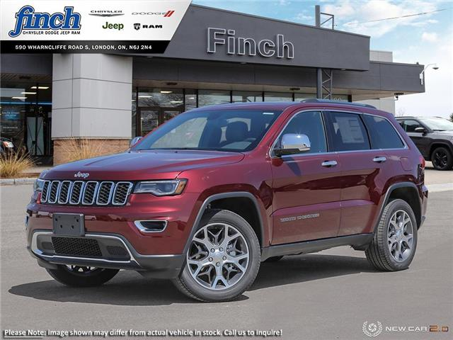 2021 Jeep Grand Cherokee Limited (Stk: 101585) in London - Image 1 of 24