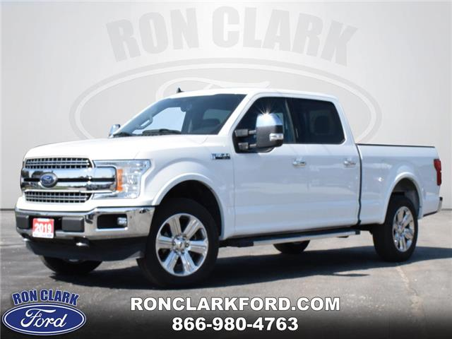 2019 Ford F-150 Lariat (Stk: 15911-1) in Wyoming - Image 1 of 22