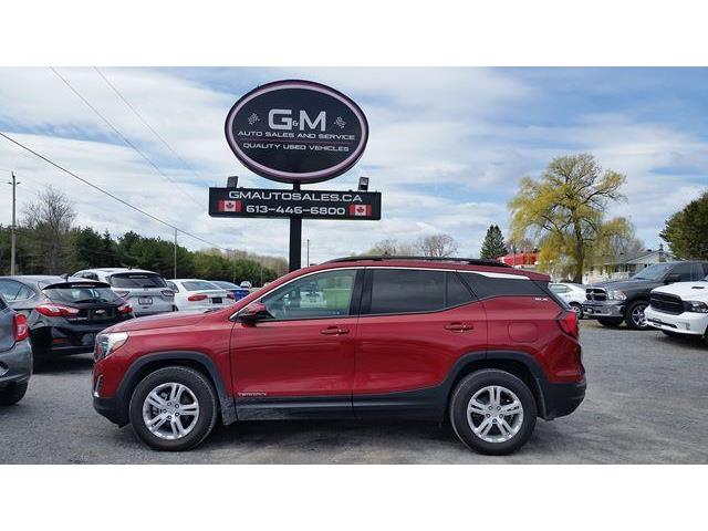 2019 GMC Terrain SLE (Stk: kl306742) in Rockland - Image 1 of 12