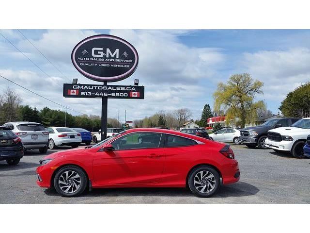 2020 Honda Civic LX (Stk: LH400038) in Rockland - Image 1 of 11