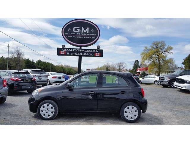 2019 Nissan Micra  (Stk: KL219646) in Rockland - Image 1 of 12