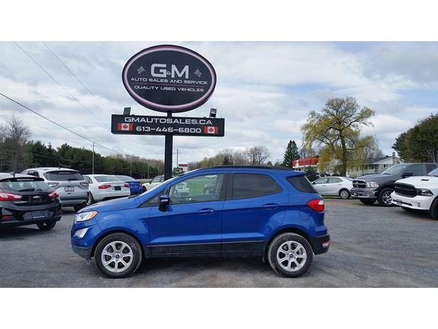 2018 Ford EcoSport SE (Stk: JC220614) in Rockland - Image 1 of 11