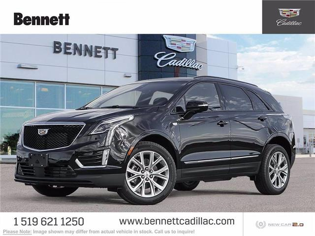 2021 Cadillac XT5 Sport (Stk: D210038) in Cambridge - Image 1 of 10