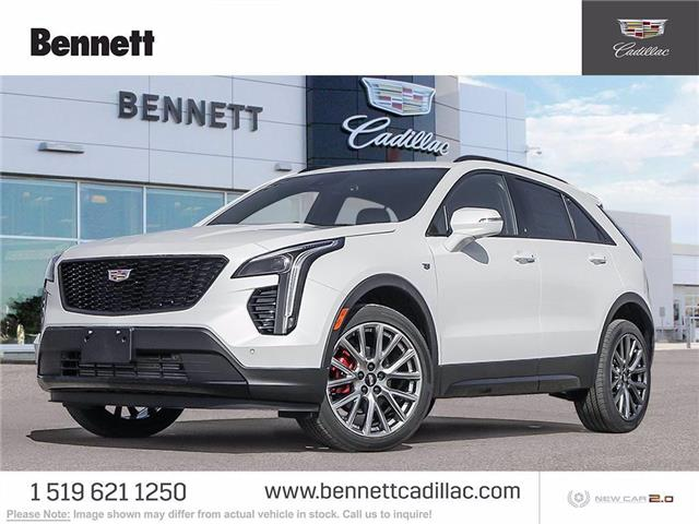 2021 Cadillac XT4 Sport (Stk: D210134) in Cambridge - Image 1 of 22