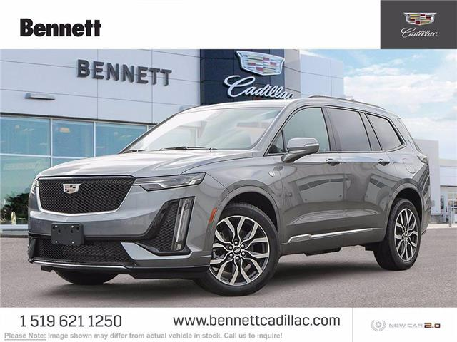2021 Cadillac XT6 Sport (Stk: D210271) in Cambridge - Image 1 of 23
