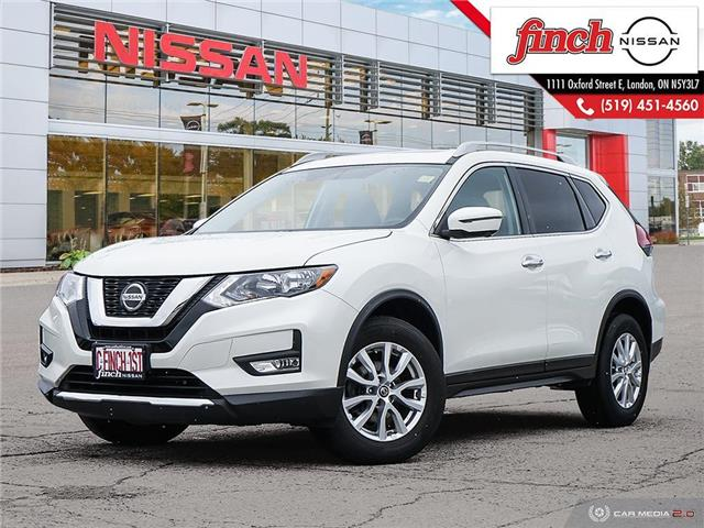 2018 Nissan Rogue SV (Stk: 16080-L) in London - Image 1 of 27