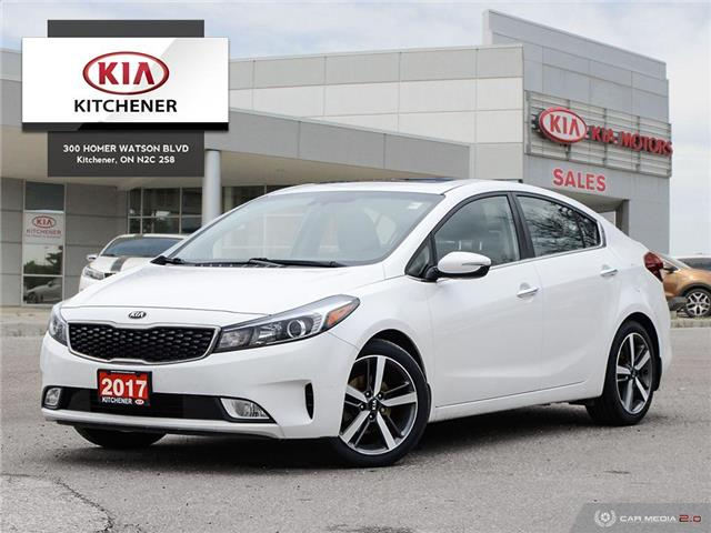 2017 Kia Forte SX (Stk: D21311A) in Kitchener - Image 1 of 28