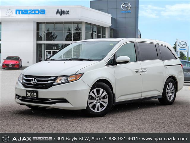 2015 Honda Odyssey EX-L (Stk: P5775) in Ajax - Image 1 of 29