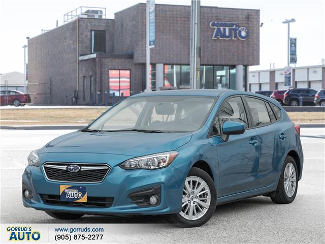 2017 Subaru Impreza Touring (Stk: 737131) in Milton - Image 1 of 20
