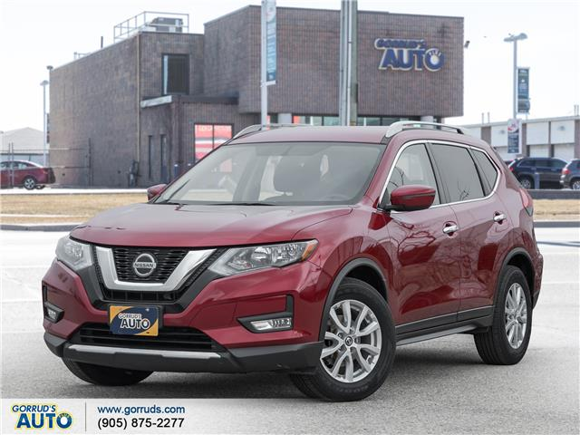 2018 Nissan Rogue SV (Stk: 836252) in Milton - Image 1 of 19