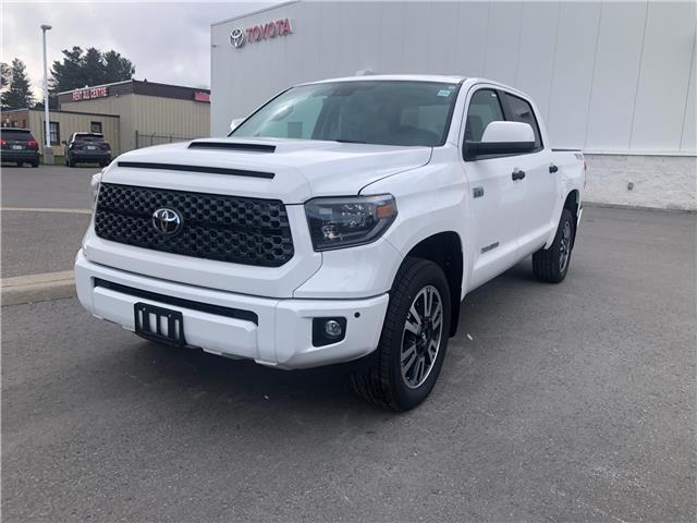 2021 Toyota Tundra SR5 (Stk: TX180) in Cobourg - Image 1 of 8