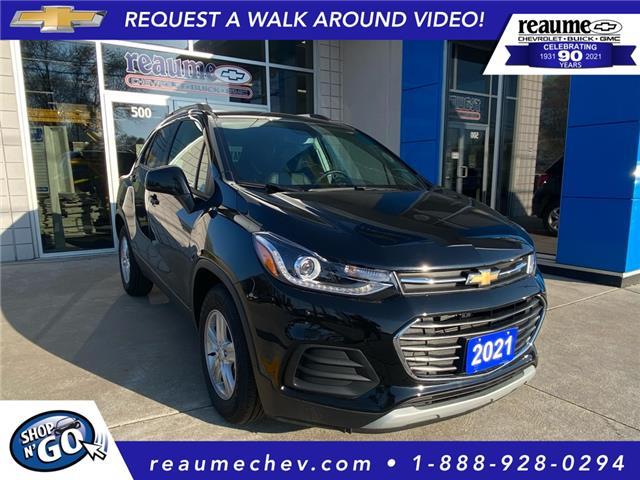 2021 Chevrolet Trax LT (Stk: 21-0018) in LaSalle - Image 1 of 6