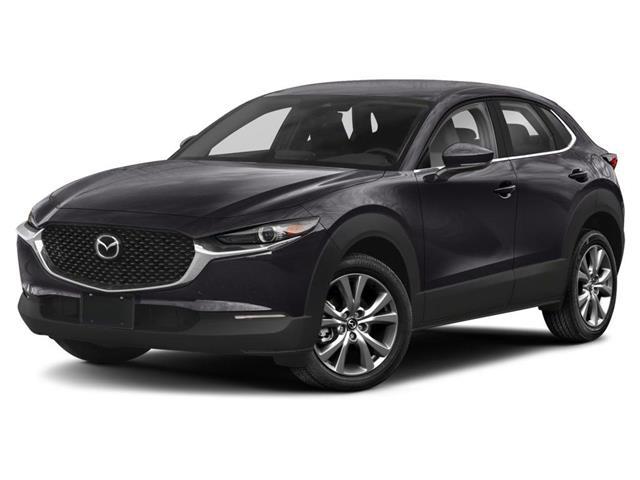 2021 Mazda CX-30 GS (Stk: N6697) in Calgary - Image 1 of 9