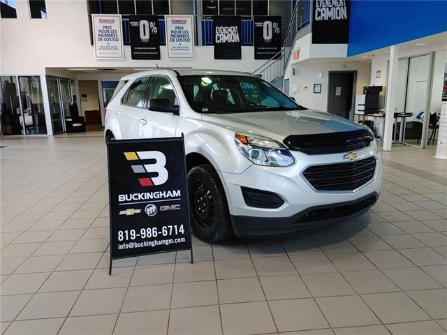 2016 Chevrolet Equinox LS (Stk: 20226A) in Gatineau - Image 1 of 7