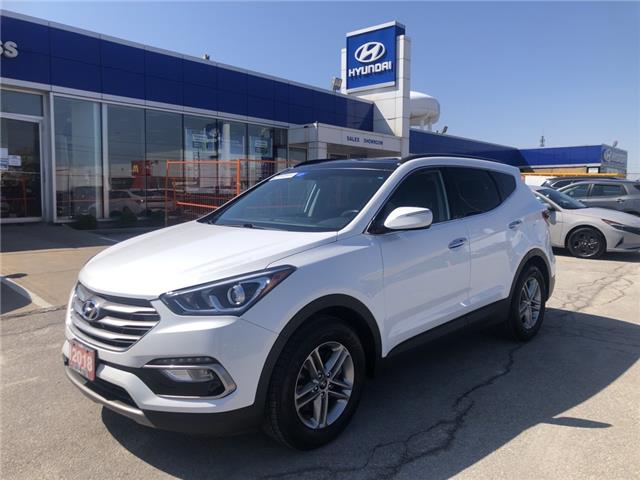 2018 Hyundai Santa Fe Sport 2.4 SE (Stk: 31000A) in Scarborough - Image 1 of 19