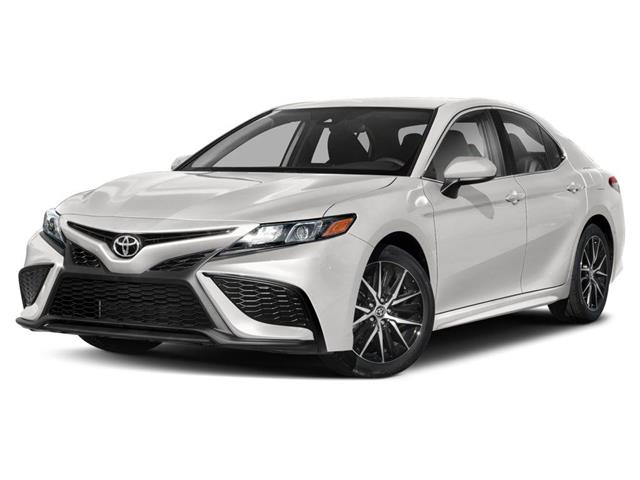 2021 Toyota Camry SE (Stk: N21282) in Timmins - Image 1 of 9
