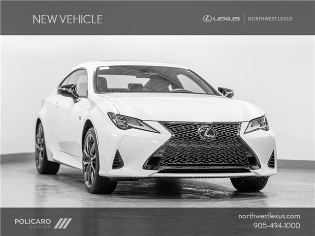 2021 Lexus RC 350 Base (Stk: 10824) in Brampton - Image 1 of 30