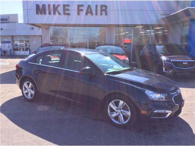 2015 Chevrolet Cruze DIESEL (Stk: 21199A) in Smiths Falls - Image 1 of 16