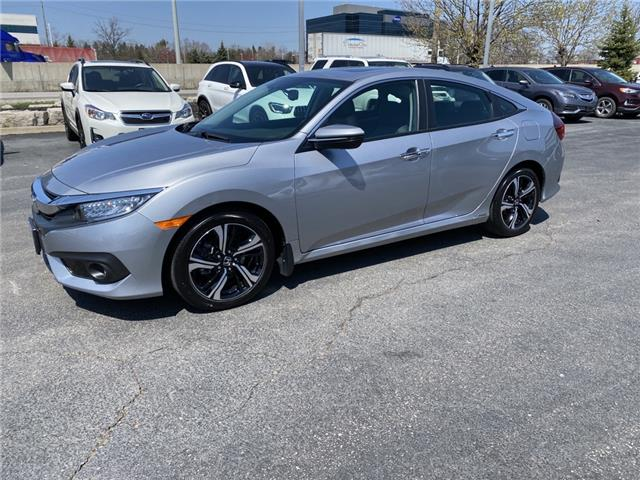 2018 Honda Civic Touring (Stk: 398-36) in Oakville - Image 1 of 15