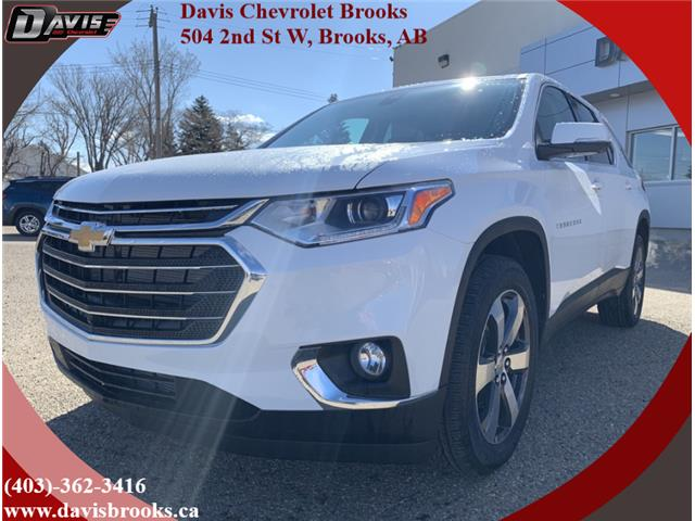 2021 Chevrolet Traverse LT True North (Stk: 226754) in Brooks - Image 1 of 23