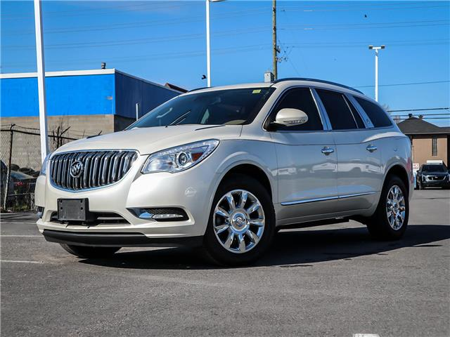 2015 Buick Enclave Leather (Stk: R10603A) in Ottawa - Image 1 of 30