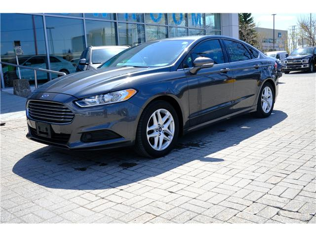 2016 Ford Fusion SE (Stk: 959122) in Ottawa - Image 1 of 16