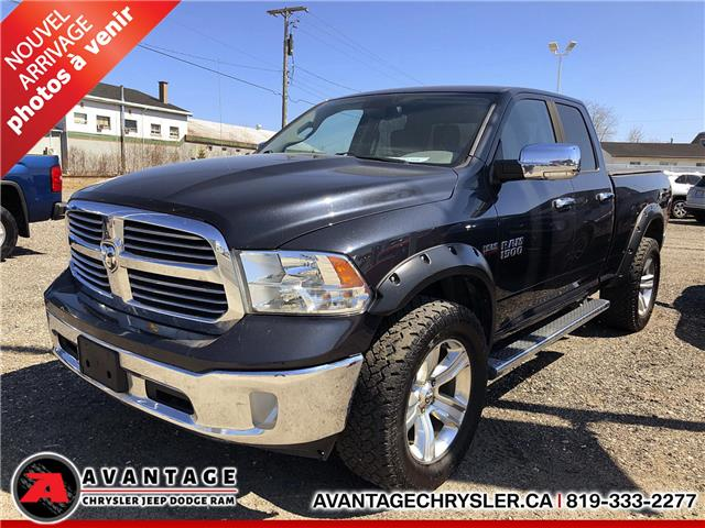 2013 RAM 1500 SLT (Stk: 41104A) in La Sarre - Image 1 of 1