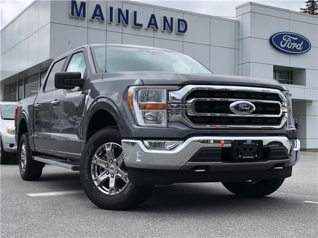 2021 Ford F-150 XLT (Stk: 21F17458) in Vancouver - Image 1 of 30