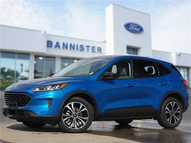 2021 Ford Escape SE (Stk: S210092) in Dawson Creek - Image 1 of 17
