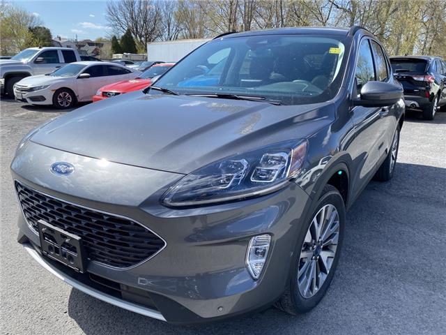 2021 Ford Escape Titanium Hybrid (Stk: 21139) in Cornwall - Image 1 of 18