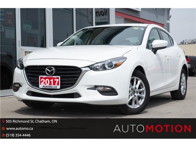 2017 Mazda Mazda3 Sport GS (Stk: 21619) in Chatham - Image 1 of 22