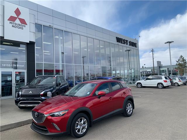 2018 Mazda CX-3 50th Anniversary Edition (Stk: BM4005A) in Edmonton - Image 1 of 25