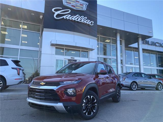 2021 Chevrolet TrailBlazer LT (Stk: B129114) in Newmarket - Image 1 of 28