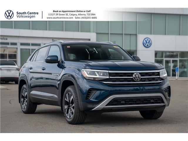 2021 Volkswagen Atlas Cross Sport 2.0 TSI Comfortline (Stk: 10254) in Calgary - Image 1 of 42