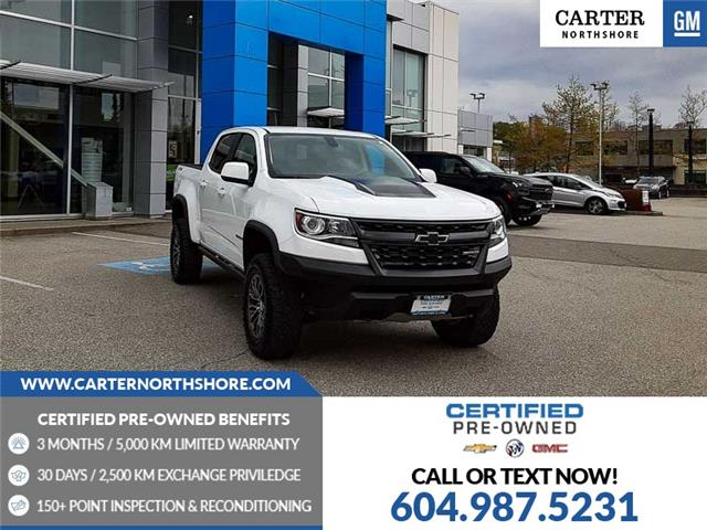 2020 Chevrolet Colorado ZR2 (Stk: 975310) in North Vancouver - Image 1 of 28