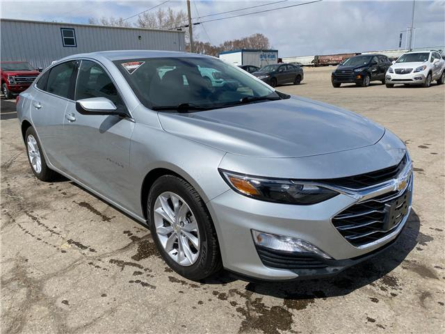 2019 Chevrolet Malibu LT (Stk: 21U118) in Wilkie - Image 1 of 22