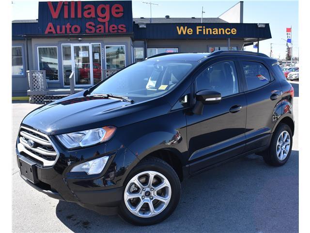 2018 Ford EcoSport SE (Stk: P38287C) in Saskatoon - Image 1 of 20