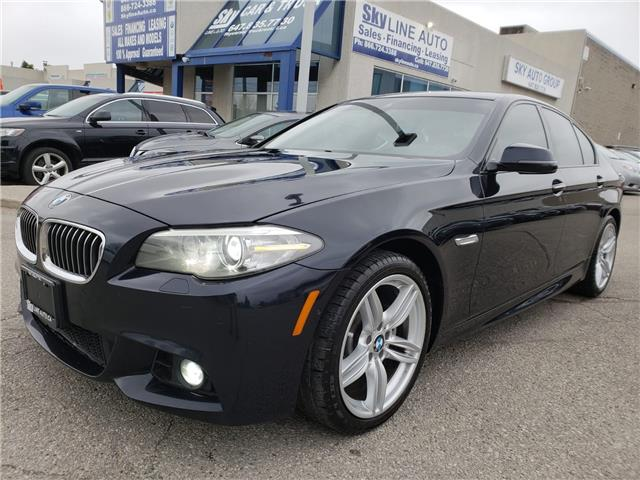 2016 BMW 528i xDrive (Stk: ) in Concord - Image 1 of 29