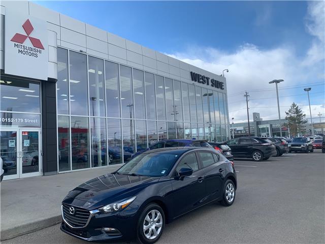 2017 Mazda Mazda3 Sport GX (Stk: 7745A) in Edmonton - Image 1 of 22