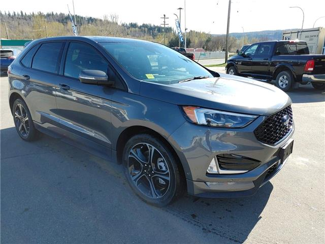 2021 Ford Edge ST (Stk: 21T038) in Quesnel - Image 1 of 16
