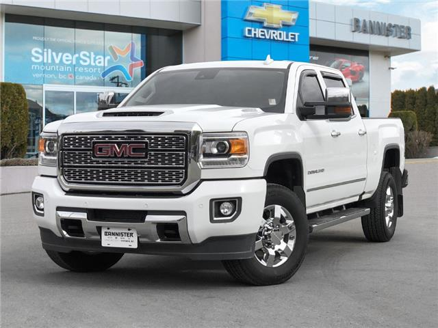 2018 GMC Sierra 3500HD Denali (Stk: 21368A) in Vernon - Image 1 of 25