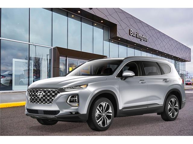 2021 Hyundai Santa Fe Preferred (Stk: N2983) in Burlington - Image 1 of 3