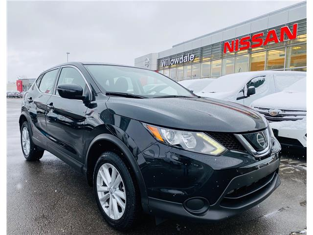 2018 Nissan Qashqai S (Stk: N1699A) in Thornhill - Image 1 of 20